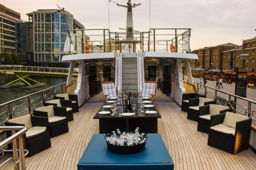 absolute pleasure yacht product launch