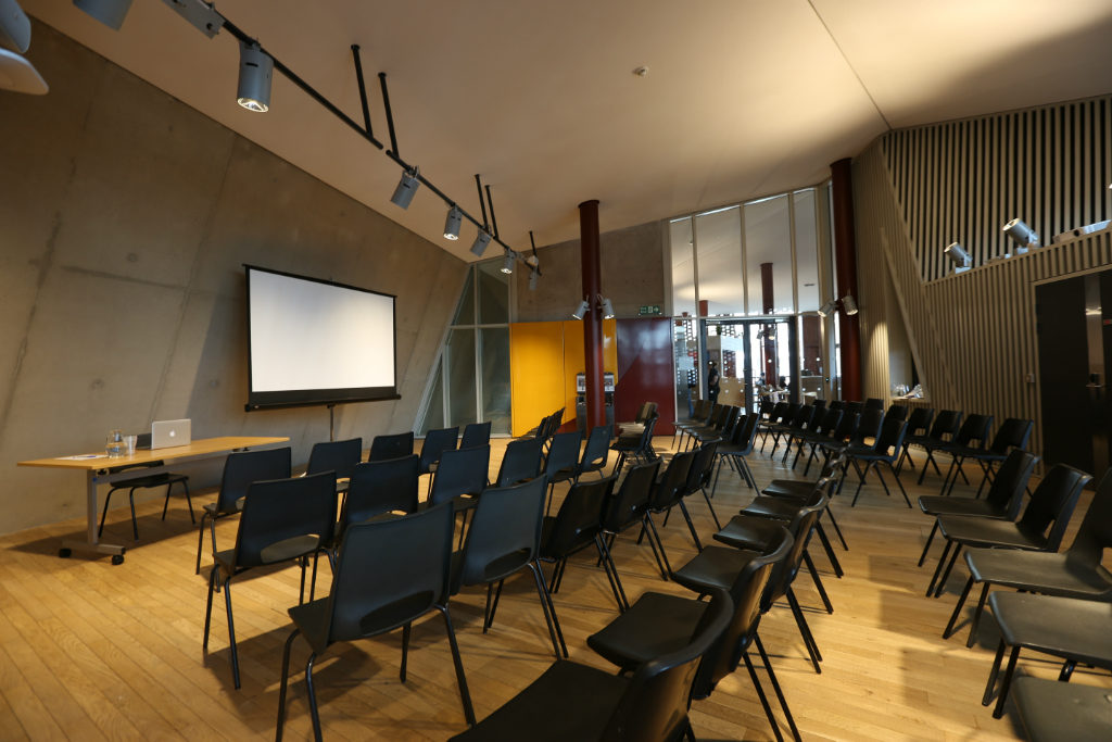 the saw holborn presentation venue
