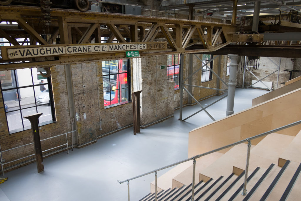 the forge craft central presentation venue