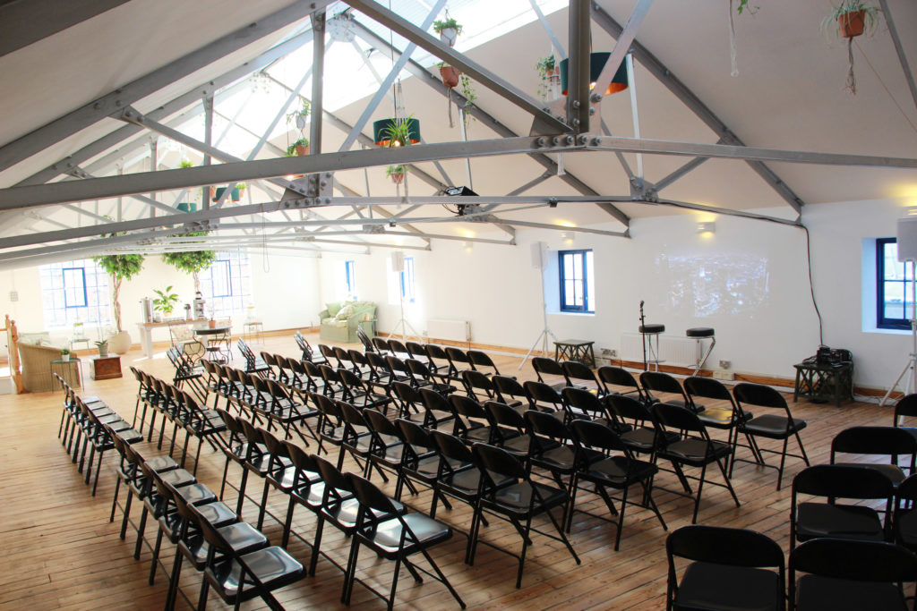 flowerpot hoxton conference space