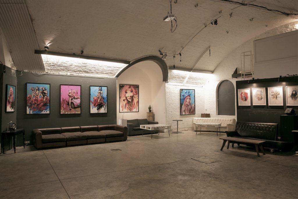 underdog gallery wedding reception venue