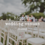 hipster wedding venues