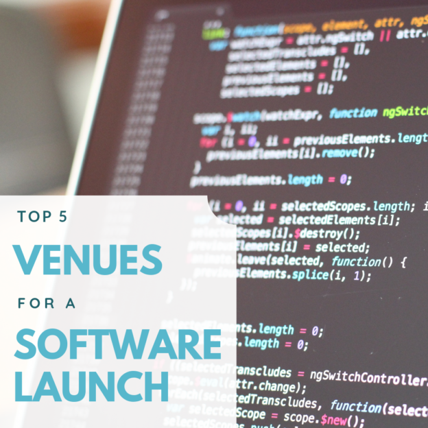 venues software launch