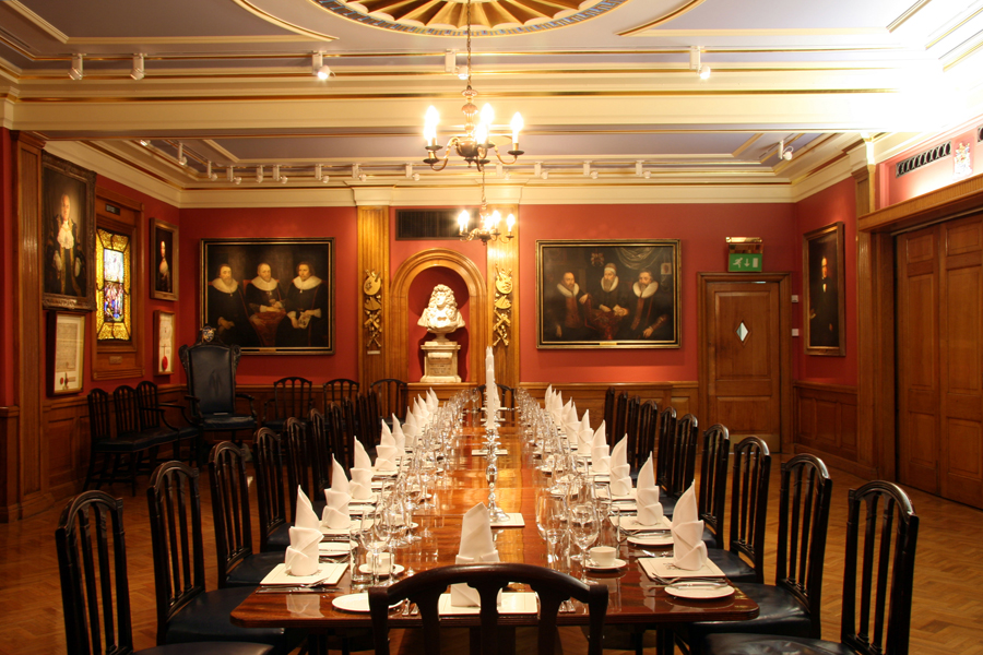 painters hall luxury event spaces london