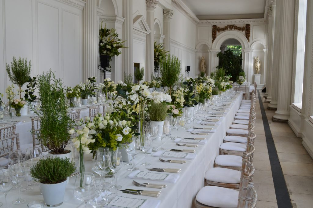 kensington palace luxury event space