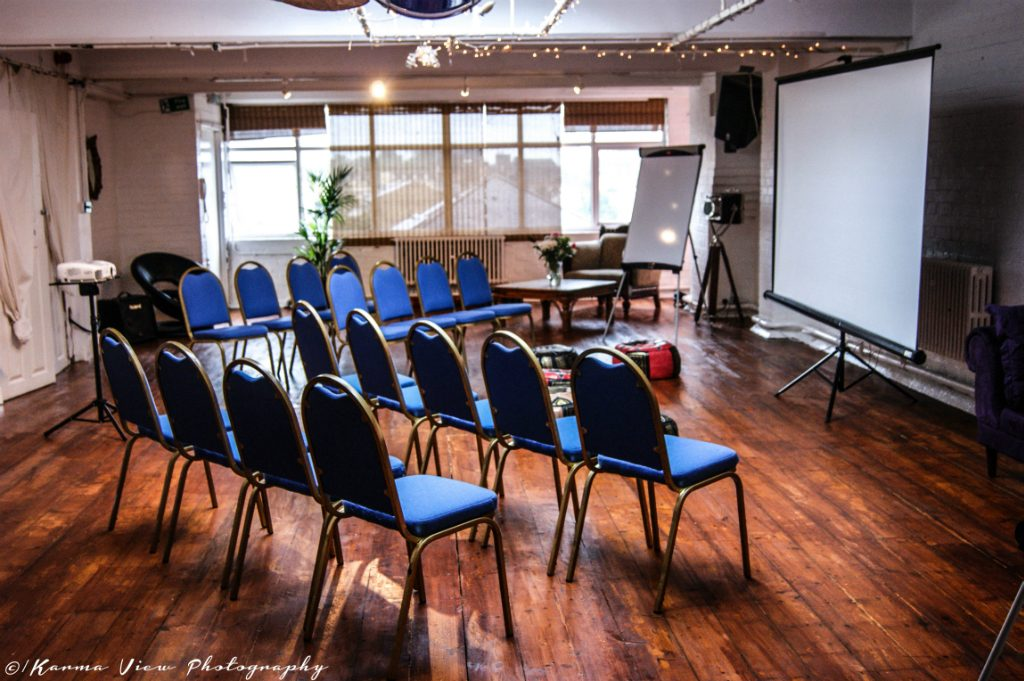4th floor studios event spaces london