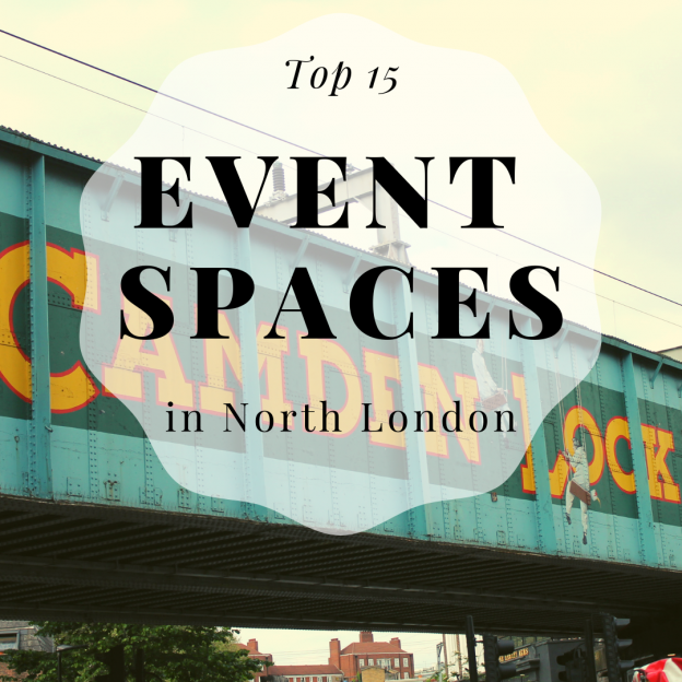 event spaces north london
