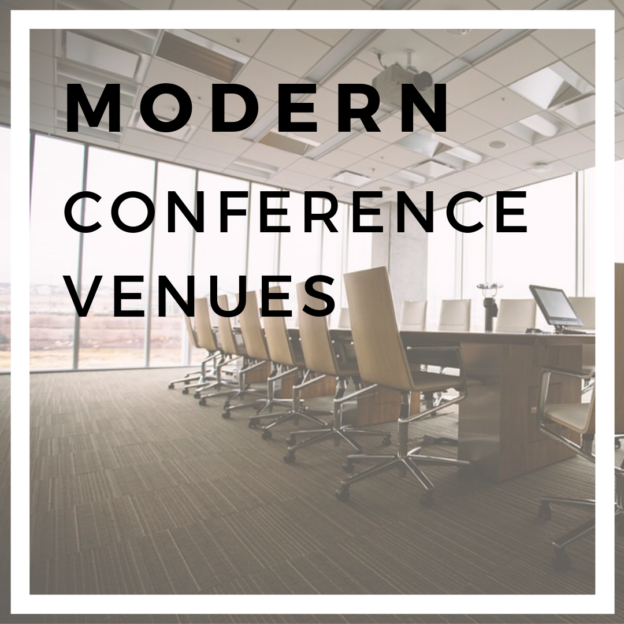 modern conference venues london