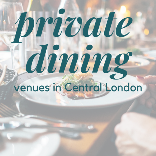 private dining in central london