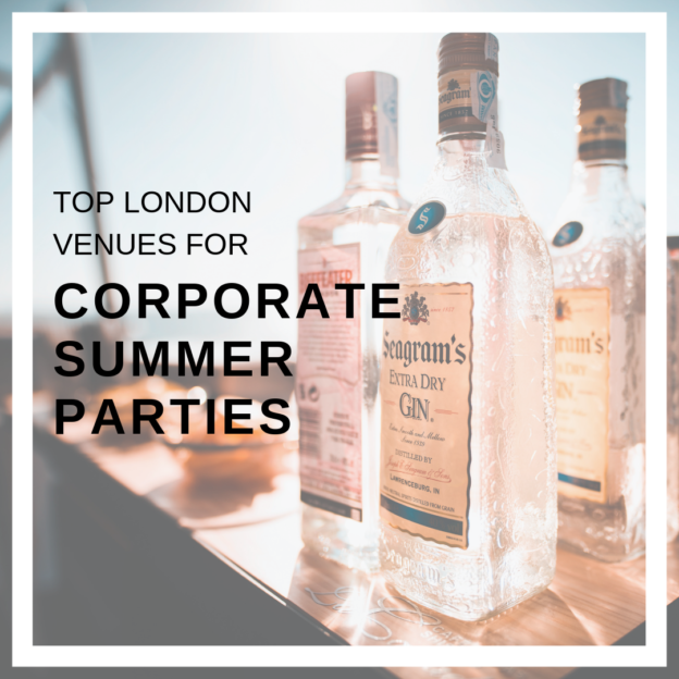 top london venues for corporate summer parties
