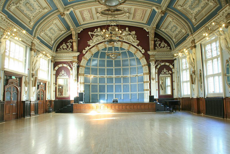 old finsbury town hall east london corporate event venues