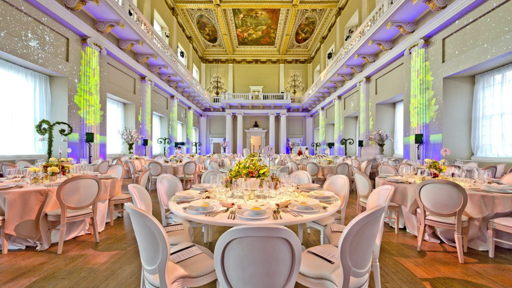 banqueting house event spaces westminster