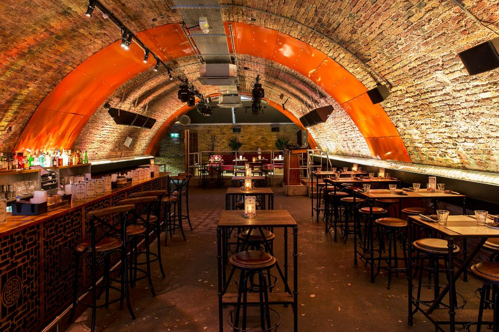 fu manchu quirky south west london venues