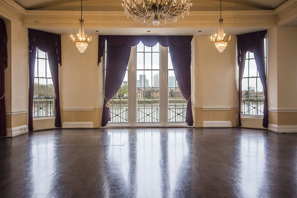 nelson room south east london venues