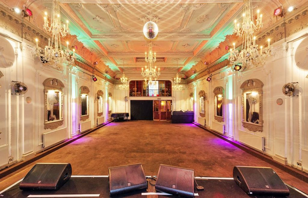 bush hall event space west london
