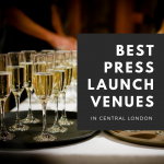 best press launch venues