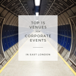 top 15 venues corporate events