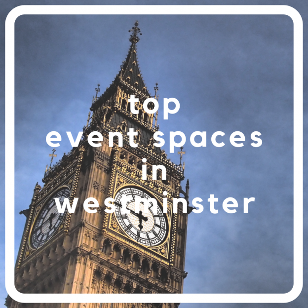 top event spaces in westminster