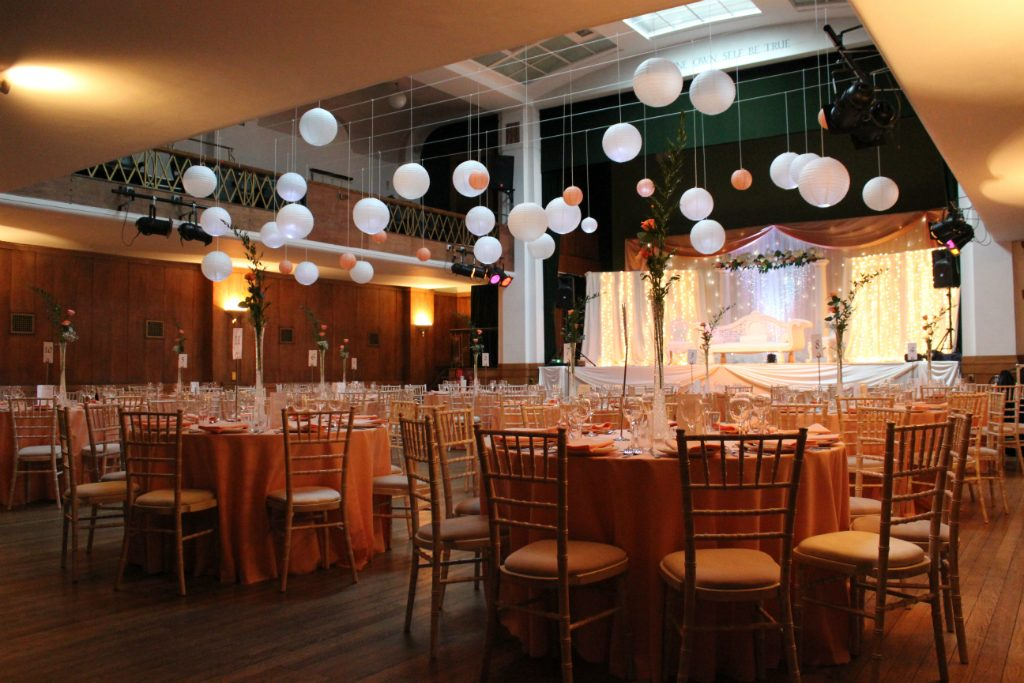 conway hall budget wedding venues