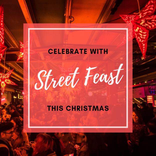 celebrate with street feast this christmas