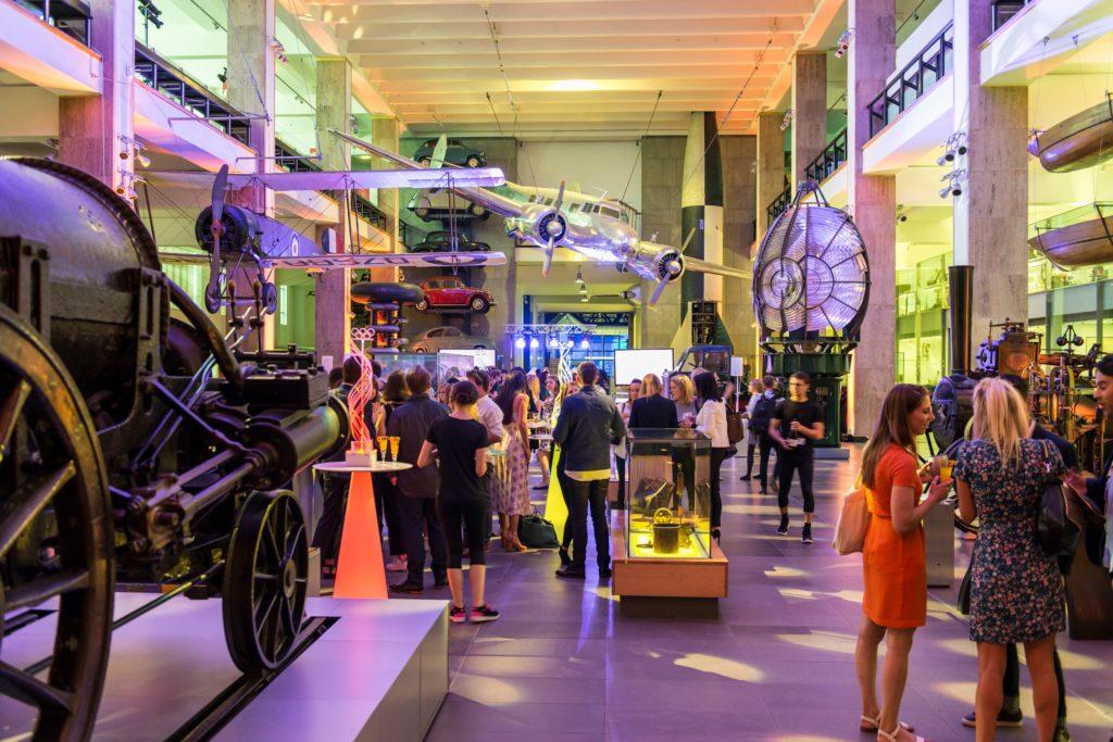 science museum unique venue london