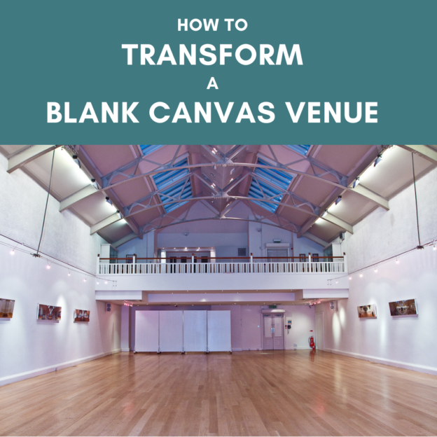 How to transform a blank canvas venue (1)