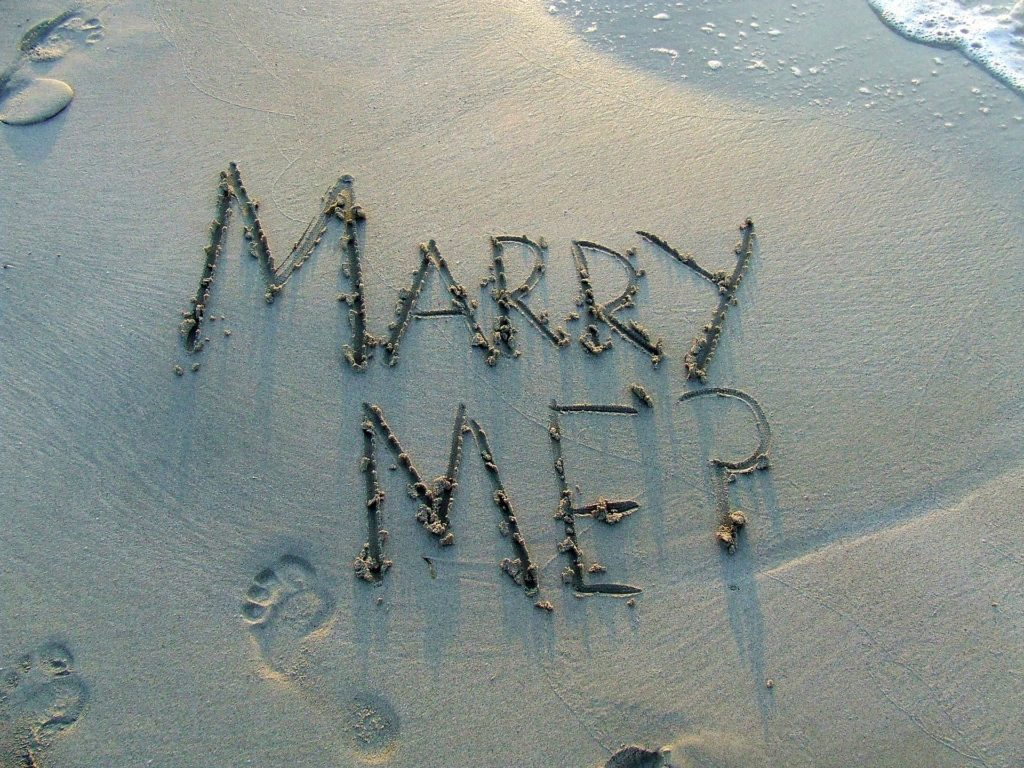 planning the perfect proposal