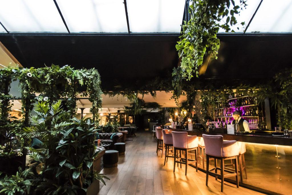 restaurant ours drinking dens london