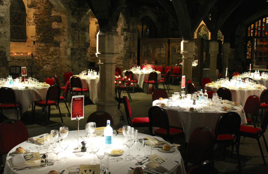 bleeding heart restaurant east london wedding venues