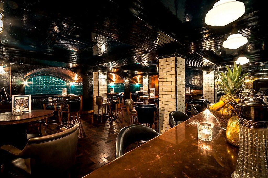 hawksmoor spitalfields and bar date night