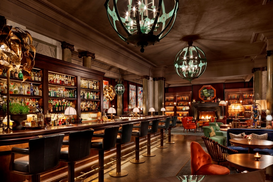 scarfes bar date night ideas