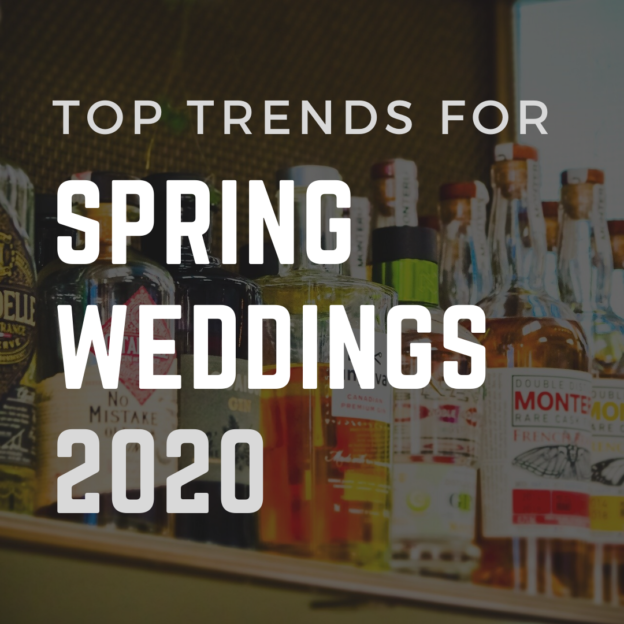 TOP TRENDS SPRING WEDDINGS