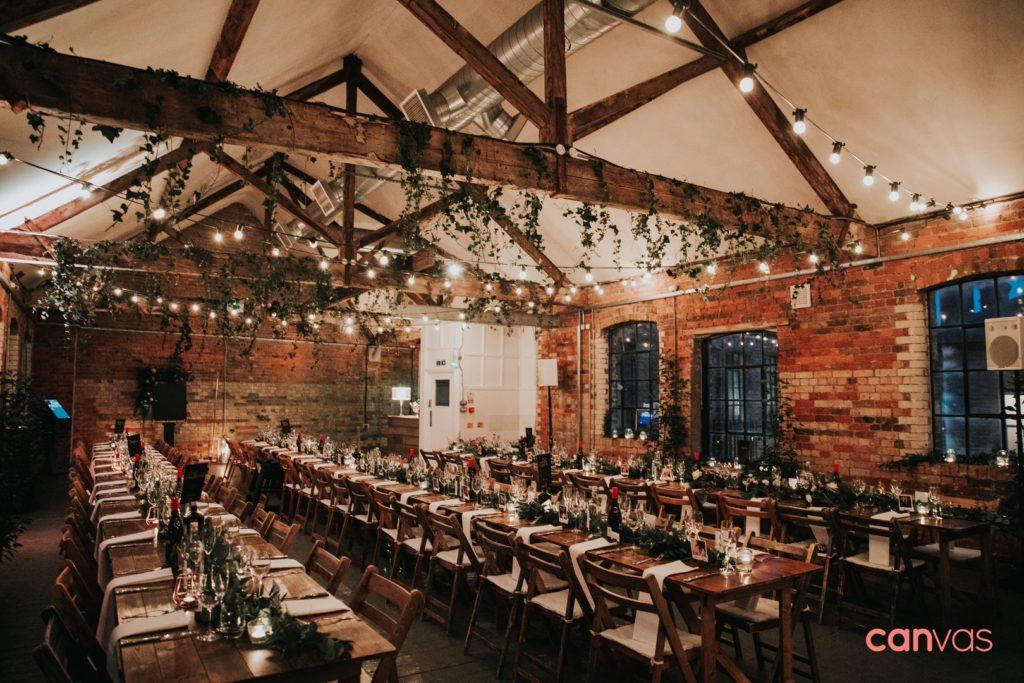 loft studios wedding