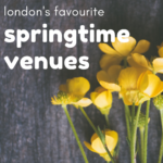 venues ideal for a spring event