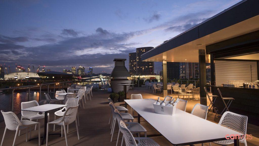 good rooftop bar offers