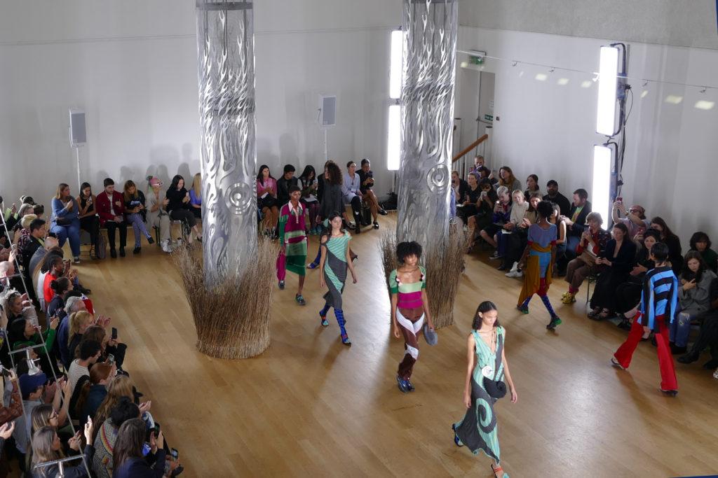 hellenic centre fashion show