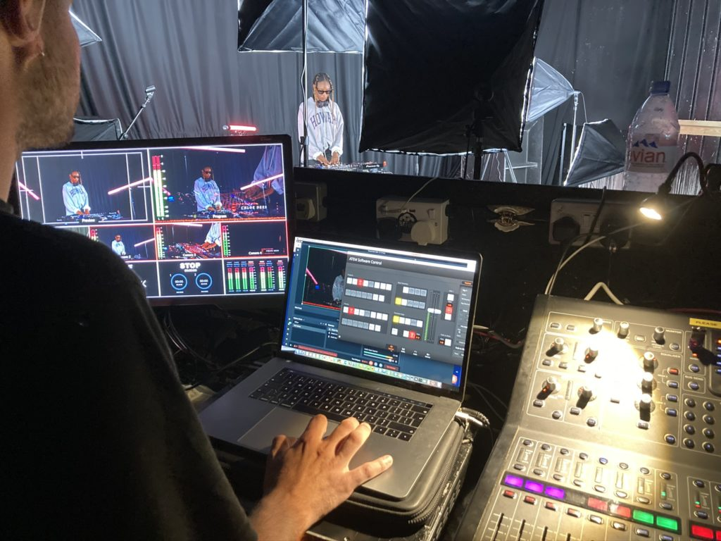 reinventing venues ten studios hackney