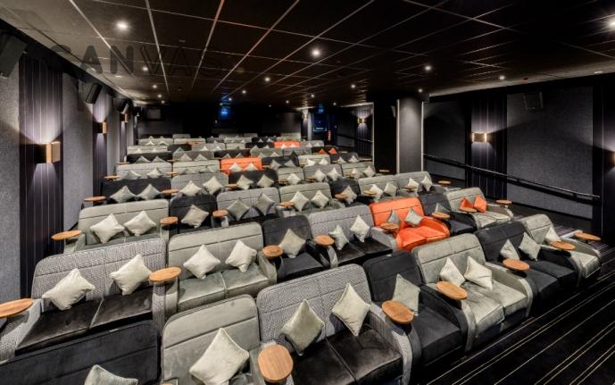 Everyman Cinema Canary Wharf London Venue Hire