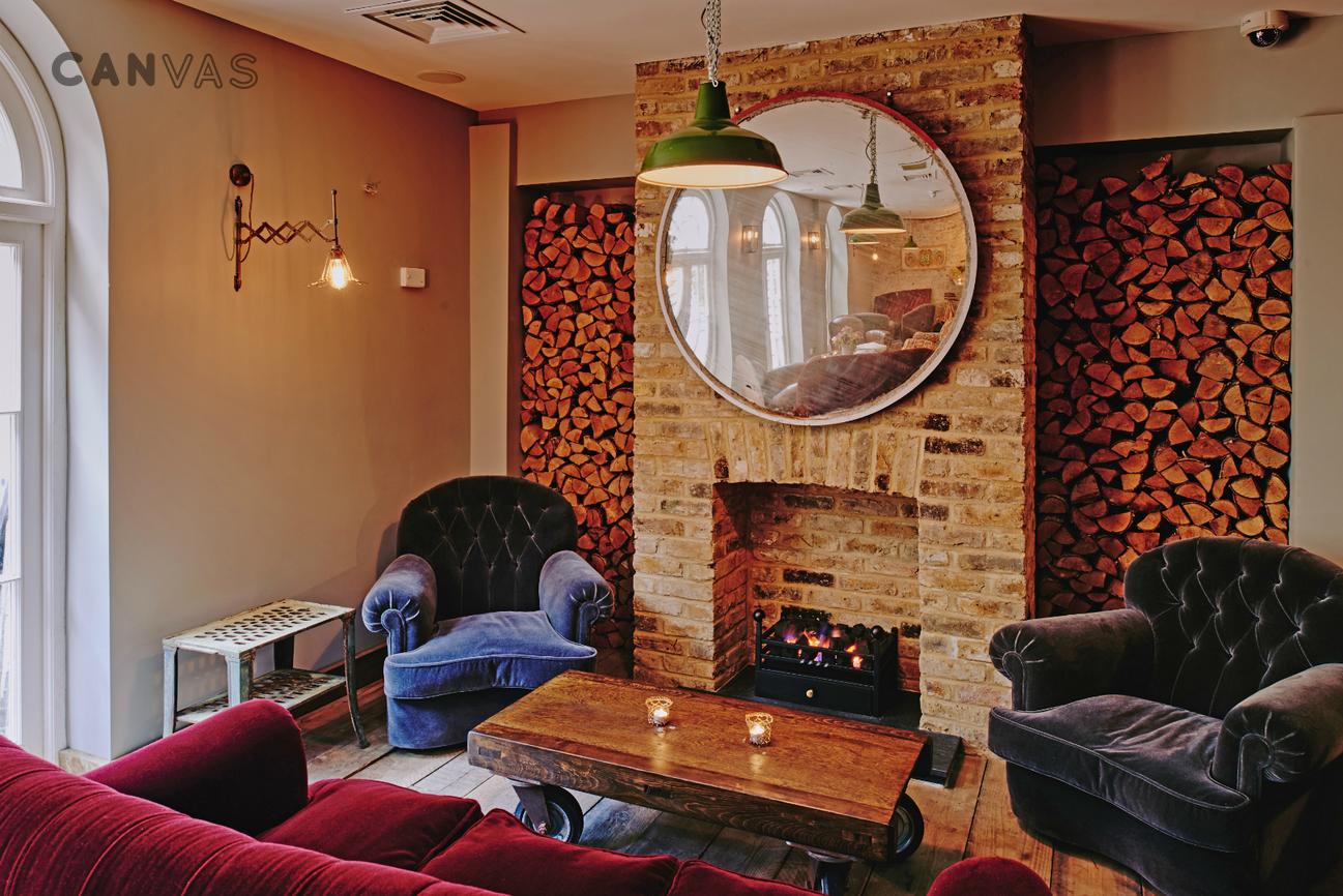 Artist Residence London Venue Hire Canvas Events