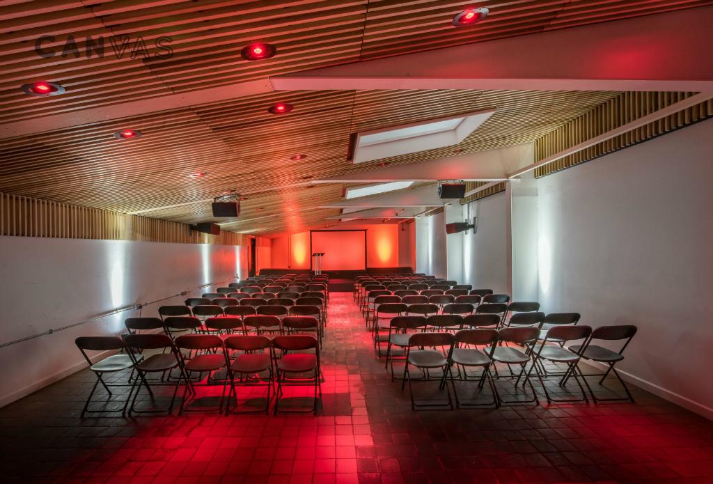 The Pickle Factory London Venue Hire Canvas Events