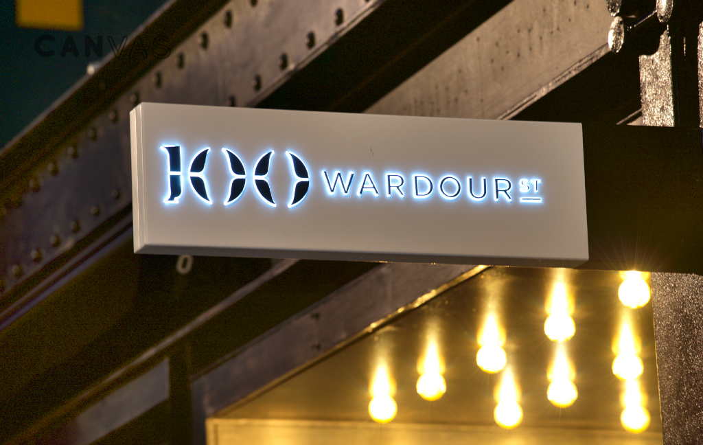 100 Wardour St London Venue Hire Canvas Events