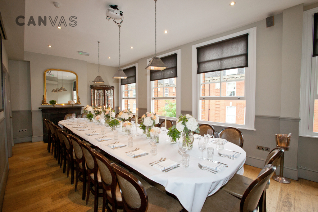 toms kitchen - the townhouse