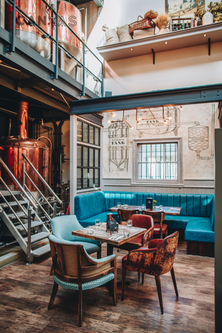 The Old Brewery London Venue Hire Canvas Events