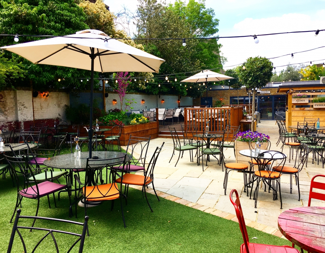 The County Arms London Venue Hire Canvas Events