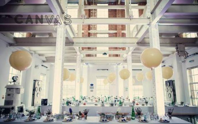 West Reservoir Centre London Venue Hire Canvas Events
