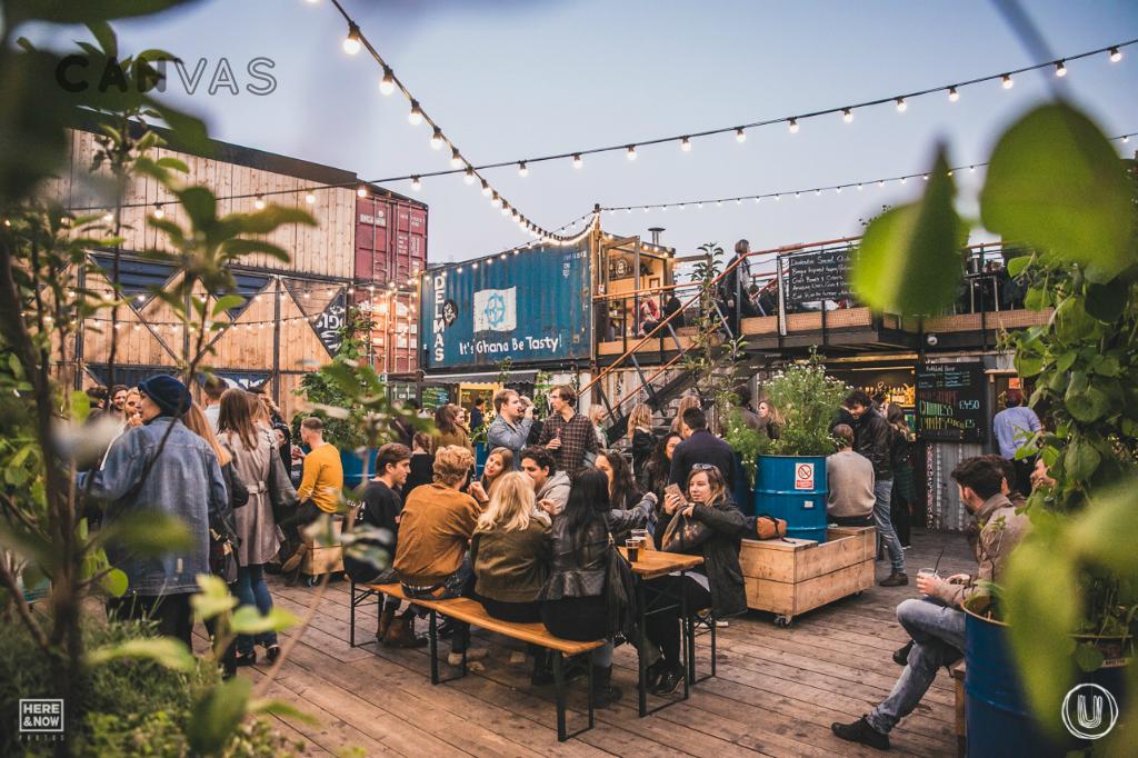 Pop Brixton London Venue Hire Canvas Events