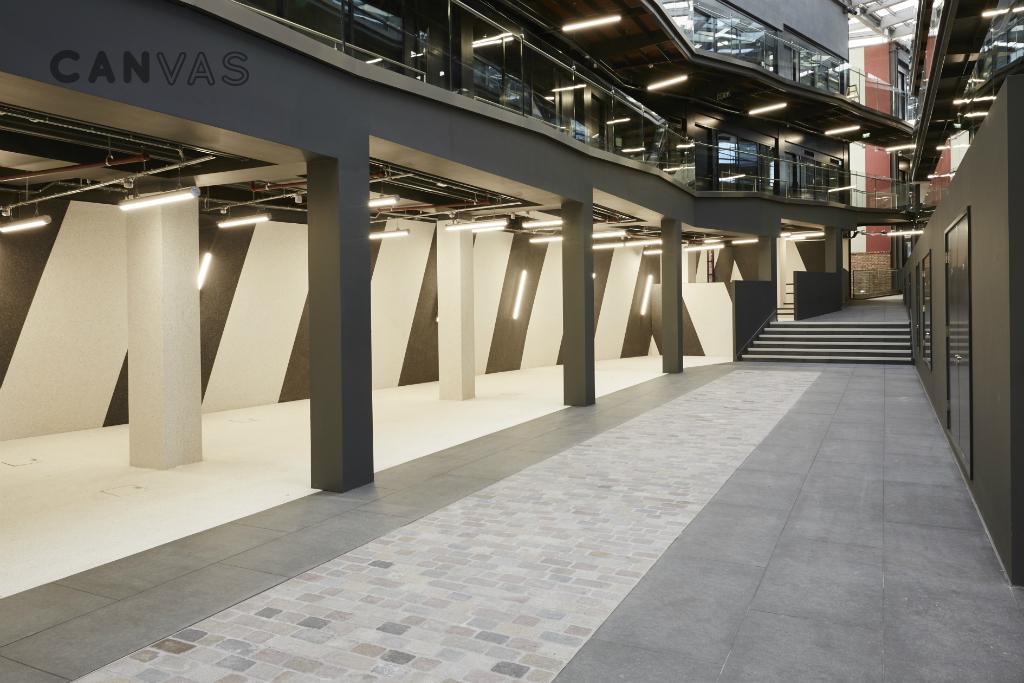 Interchange Atrium