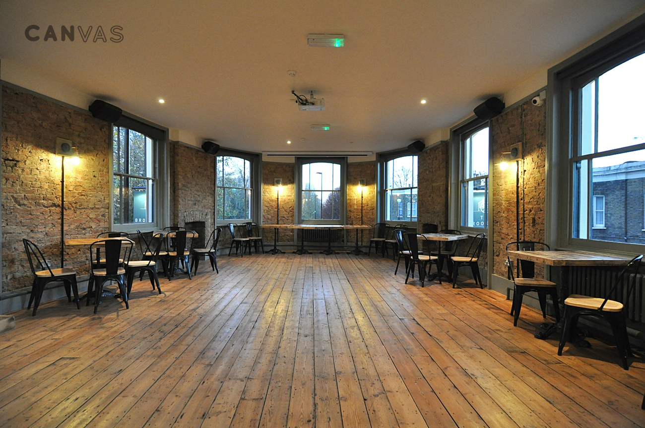 The Brookmill London Venue Hire Canvas Events