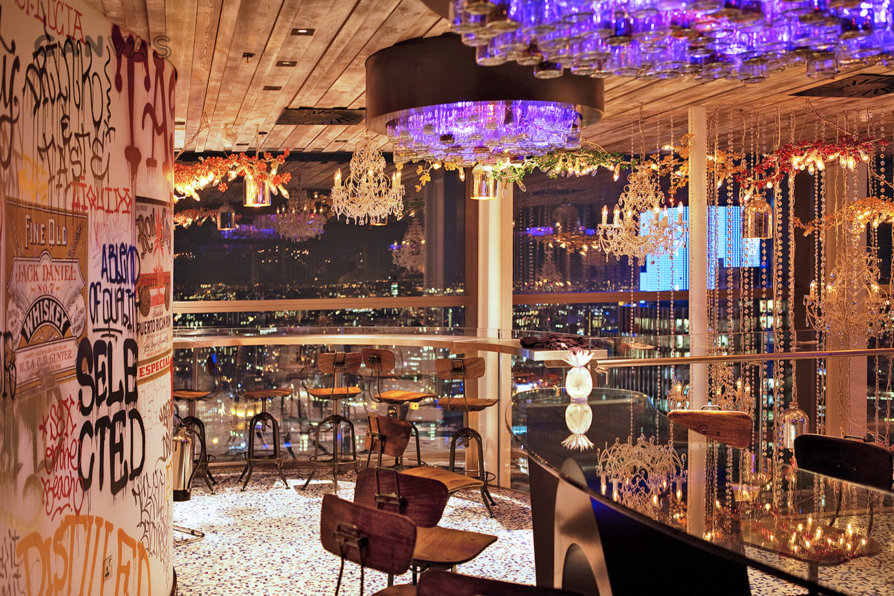 Duck Amp Waffle London Venue Hire Canvas Events
