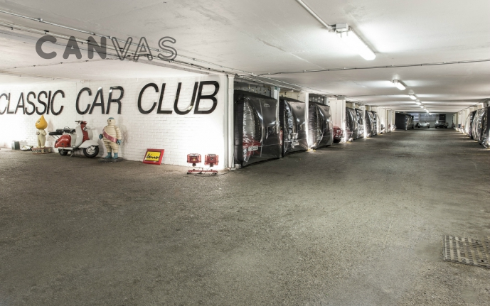 classic car club